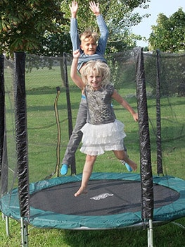 How Does Having a Trampoline Affect Home Insurance?