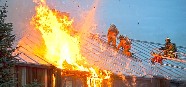 Homeowners insurance and fire damage explained