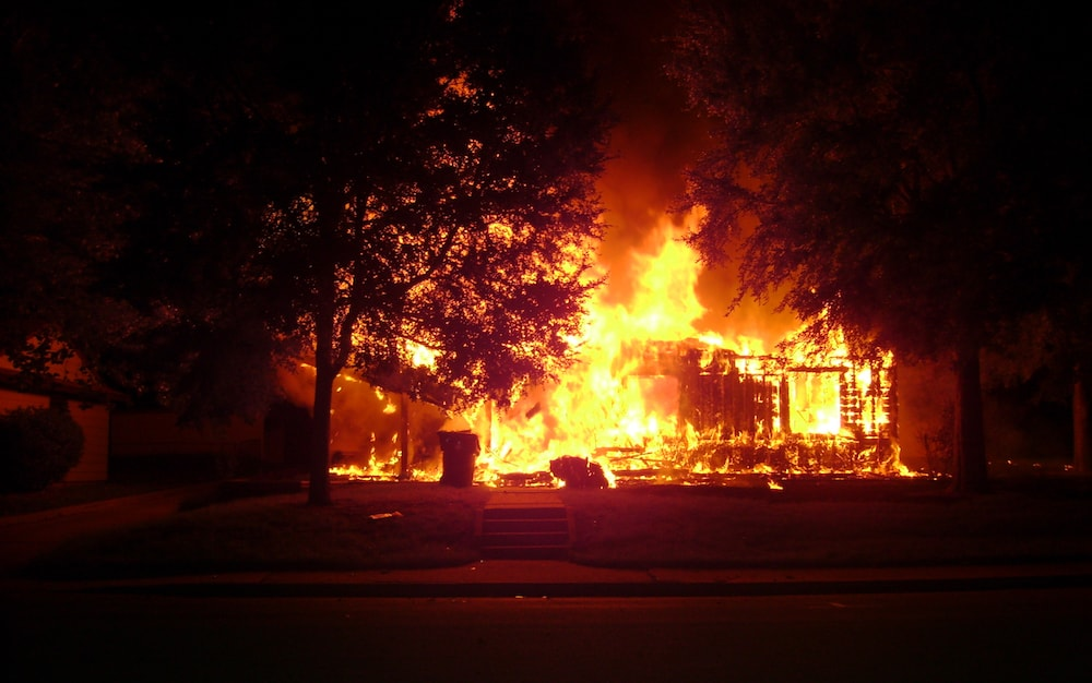 Arson and homeowners insurance