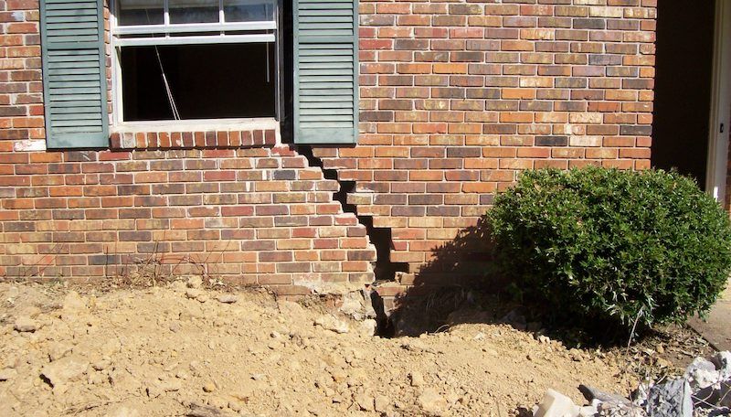 Homeowners insurance structural damage