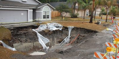 Does Homeowners Insurance Cover Sinkholes?