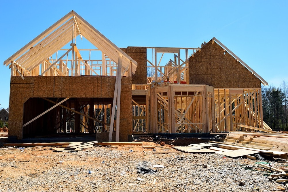 Homeowners insurance coverage and under construction homes