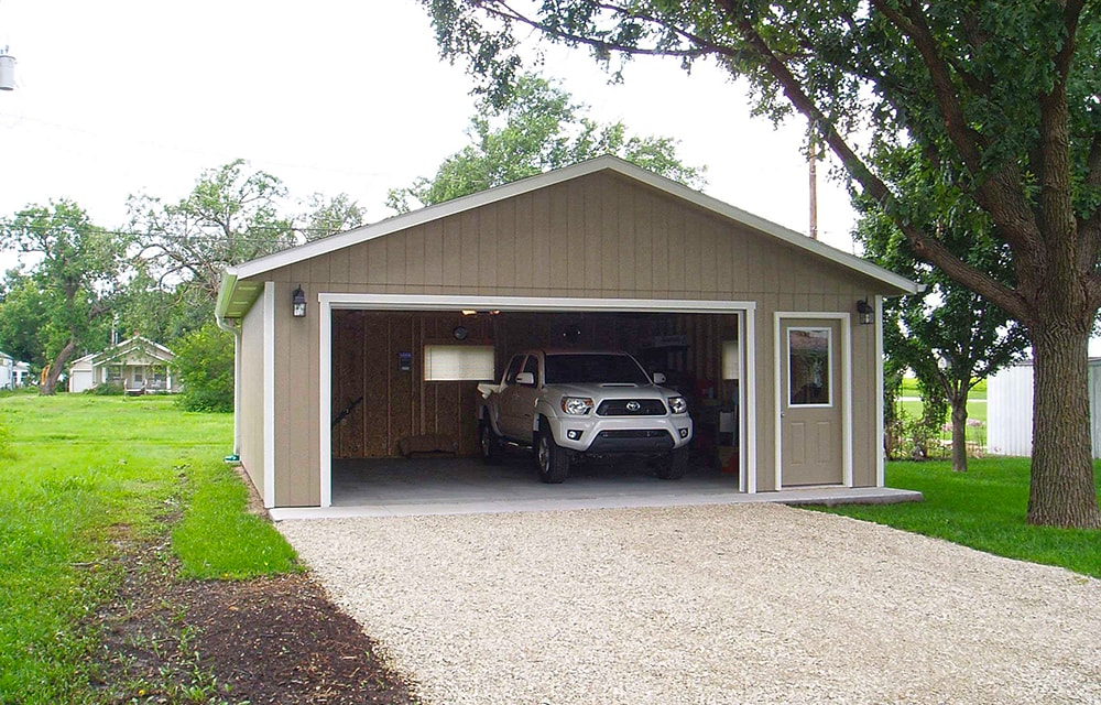 Does Home Insurance Cover Detached Garages?