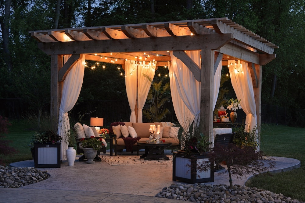 Does Homeowners Insurance Cover Gazebos?