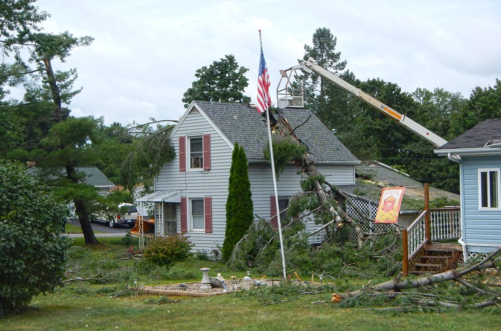 Does Homeowners Insurance Cover Wind Damage?
