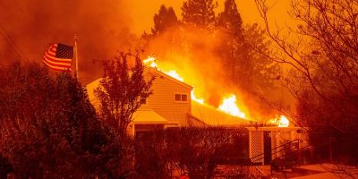 4 Steps To Protect Your Home From Natural Wildfires