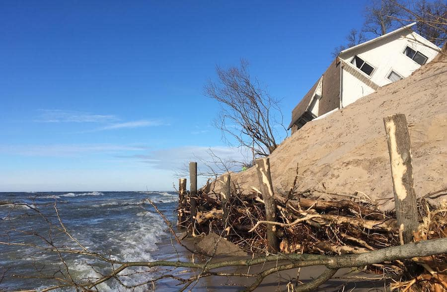 Does Homeowners Insurance Cover Erosion?