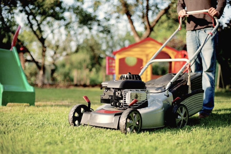 Lawn Mower Accidents & Homeowners Insurance